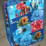 pp woven bag film laminate wrap coverage